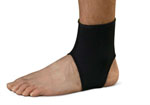 Neoprene Ankle Support w/ Open Heel