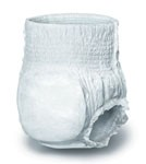 Protection Plus Classic Underwear, XX-Large, 68-80in Waist (Bag of 12)