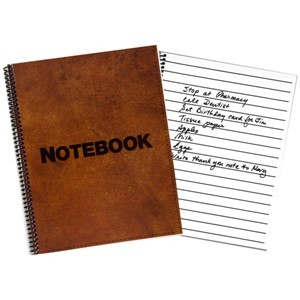 Bold Line Notebook