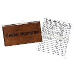Large Text Check Register