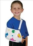 Child's Arm Sling Pedatric Print
